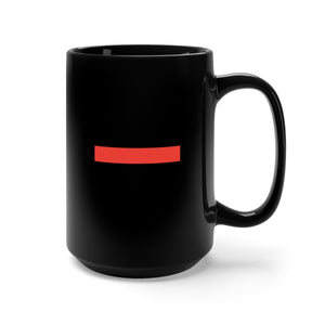 Hope Over Hype - Red Bar Mug - Overwear Gear