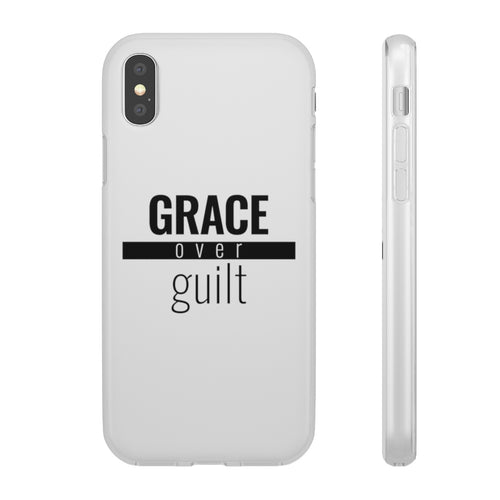 Grace Over Guilt - Flex Case - Overwear Gear