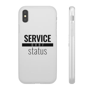 Service Over Status - Flex Case - Overwear Gear