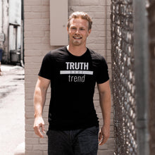 Load image into Gallery viewer, Truth Over Trend - Premium TriBlend Tee - Overwear Gear