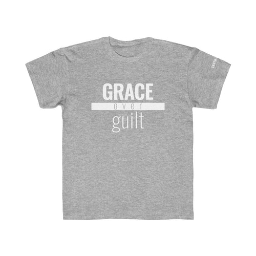 Grace Over Guilt - Kids Unisex Tee - Overwear Gear