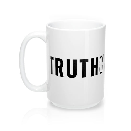Truth Over Trend - Bold Mug - Overwear Gear