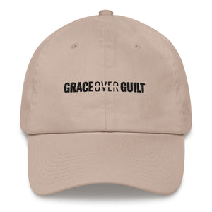 Grace Over Guilt - Dad hat - Overwear Gear