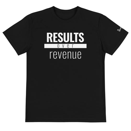 Results Over Revenue - 60/40 Paradigm Shirt - Overwear Gear