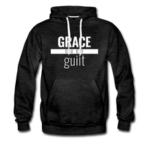 Load image into Gallery viewer, Grace Over Guilt - Premium Hoodie - Overwear Gear