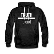 Load image into Gallery viewer, Truth Over Trend - Premium Hoodie - Overwear Gear