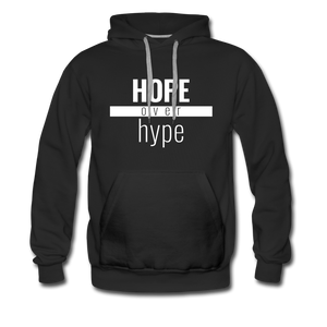 Hope Over Hype - Premium Hoodie - Overwear Gear