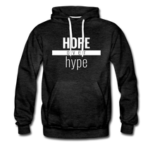 Load image into Gallery viewer, Hope Over Hype - Premium Hoodie - Overwear Gear