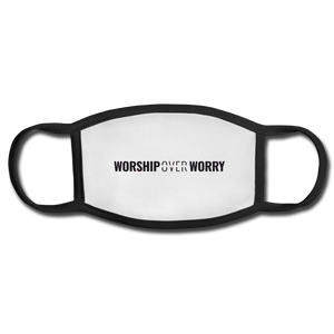Worship Over Worry Face Mask - Overwear Gear