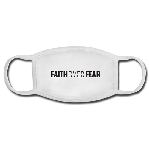 Faith Over Fear Face Mask - Overwear Gear
