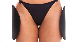 Holistic Garments PCBODY4-THIGHS Saddle Bag, Outer & Inner Thighs Compression Inserts (pair)