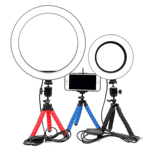 Kit Master Ring Light Influencer
