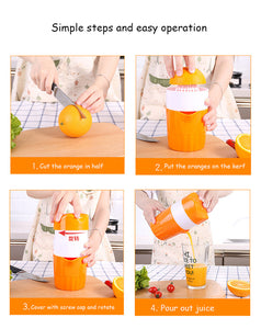 Juicer de Frutas - Espremedor Manual