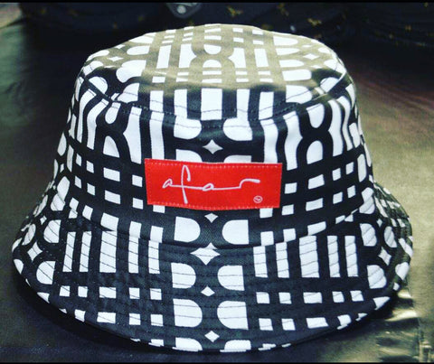 afar Signature Bucket Hat
