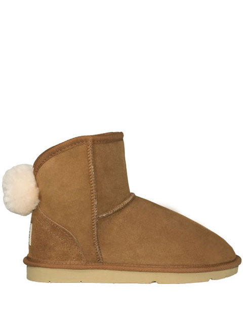 Ladies 8 Chestnut Short UGG Boots 2019 Clearance Sale