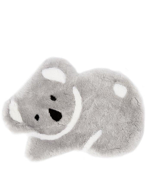 Sheepskin Koala Cushion Cover or Pyjama Bag
