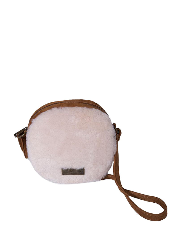 Small Sheepskin Shoulder Bag