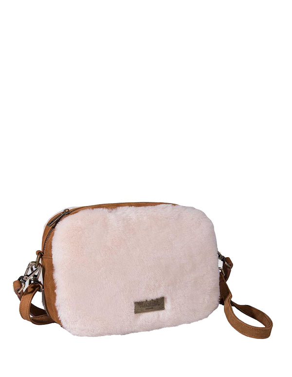 Medium Sheepskin Shoulder Bag
