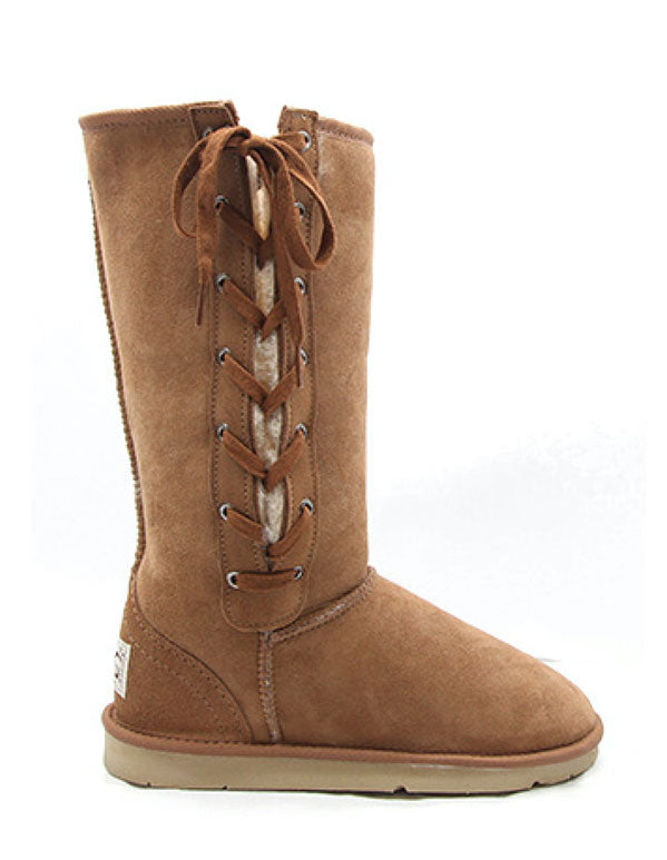 Classic Tall Lace-up Ugg