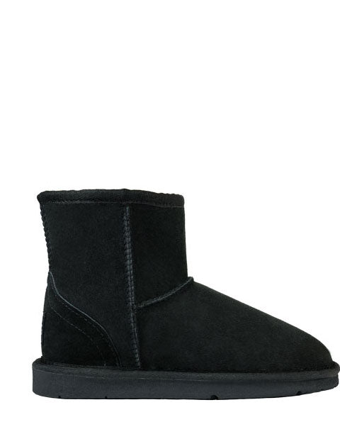 Black Short UGG Boots. This cozy boot features a soft