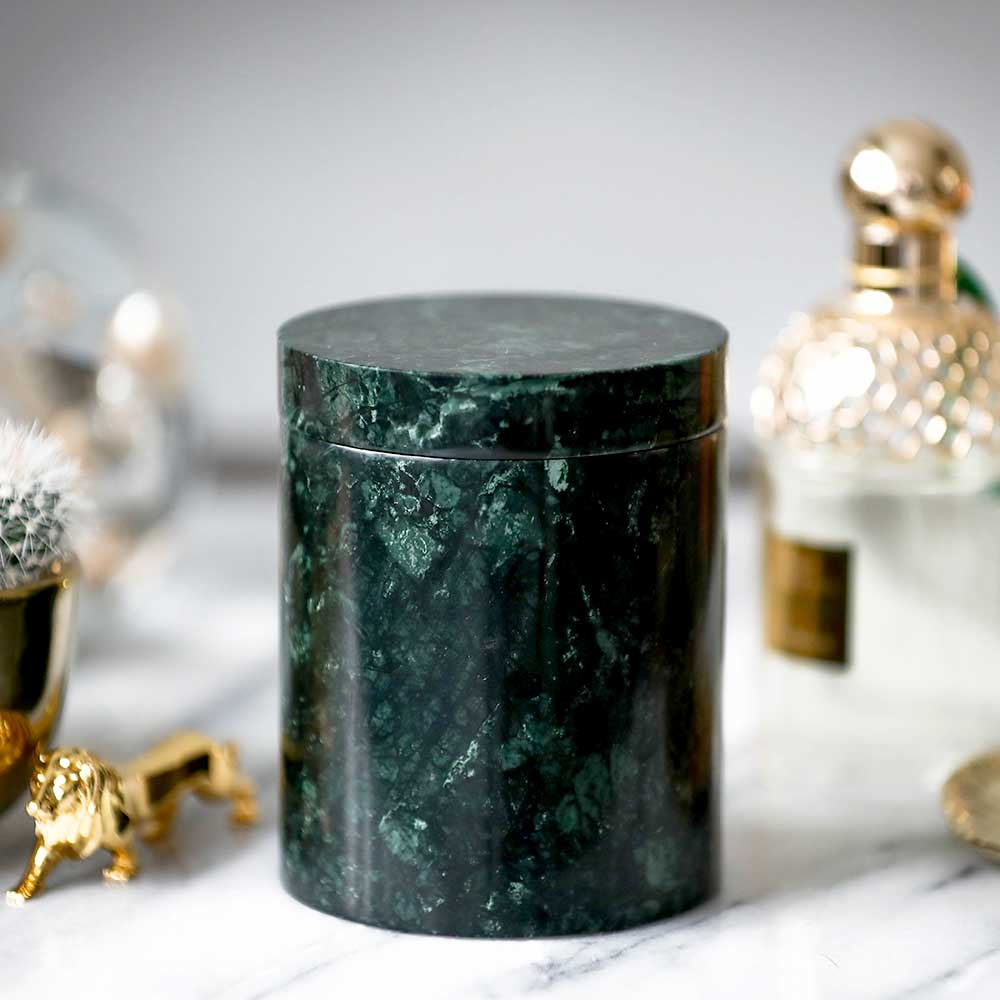Mini Urn Green Spirit