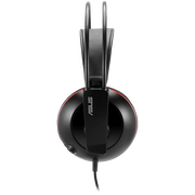 ASUS Cerberus V2 Gaming Headset - Black/Red CERBERUSV2 side view