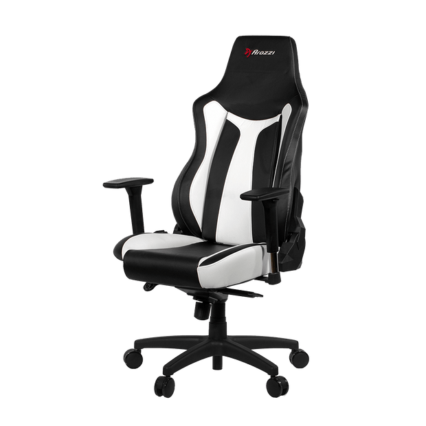 Arozzi Vernazza Gaming Chair - White VERNAZZA-WT Genral view