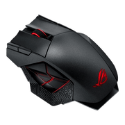 ASUS ROGs Spatha Wired/Wireless Gaming Mouse ROG Spatha top angular view