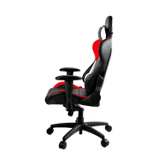 Arozzi Verona Pro V2 Gaming Chair - Red VERONA-PRO-V2-RD  side view