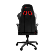 Arozzi Verona Pro V2 Gaming Chair - Red VERONA-PRO-V2-RD  back view