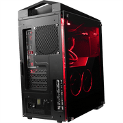 MSI INFINITE X 9SD-261CA Gaming Desktop INFINITE X 9SD-261CA back view