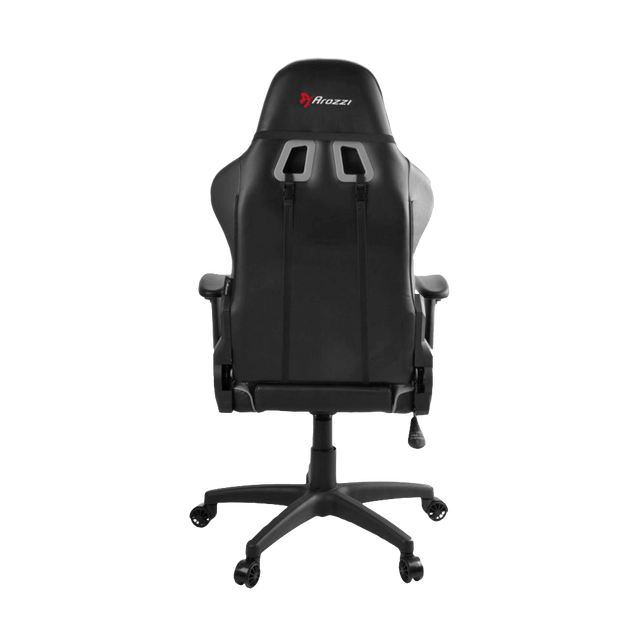 Arozzi Verona V2 Gaming Chair - Grey VERONA-V2-GY back view