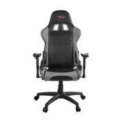 Arozzi Verona V2 Gaming Chair - Grey VERONA-V2-GY front view
