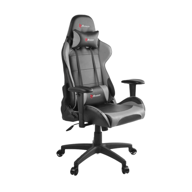 Arozzi Verona V2 Gaming Chair - Grey VERONA-V2-GY general view