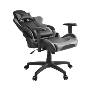 Arozzi Verona V2 Gaming Chair - Grey VERONA-V2-GY general seatdown view