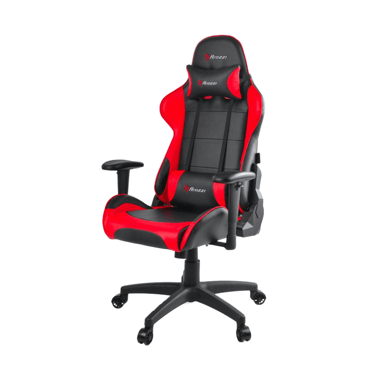 Arozzi Verona V2 Gaming Chair - Red VERONA-V2-RD general view