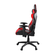 Arozzi Verona V2 Gaming Chair - Red VERONA-V2-RD side view