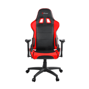 Arozzi Verona V2 Gaming Chair - Red VERONA-V2-RD front view