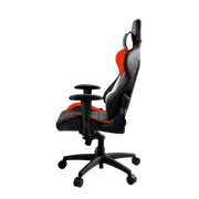 Arozzi Verona V2 Gaming Chair - Orange VERONA-V2-OR side view