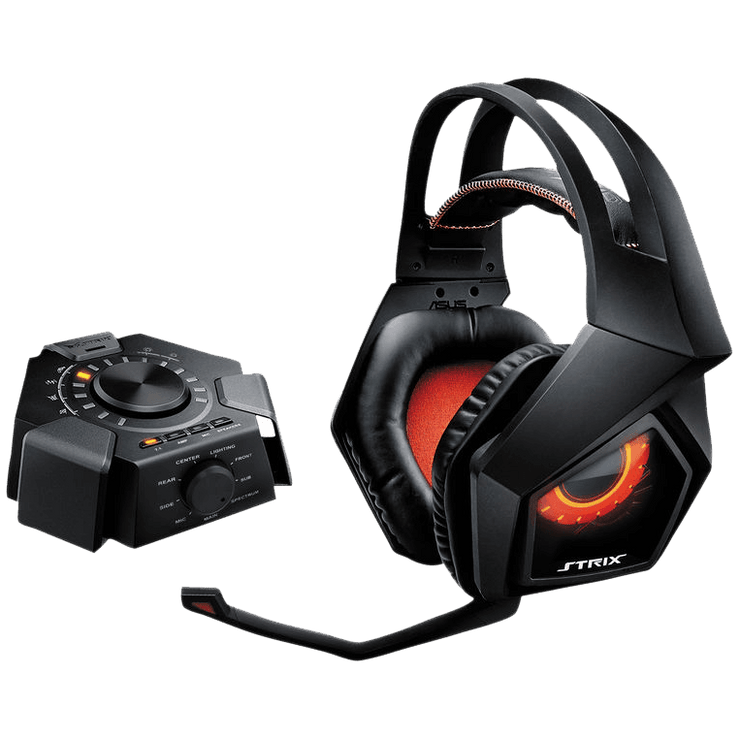 ASUS ROG STRIX 7.1 USB Gaming Headset STRIX7.1 general view
