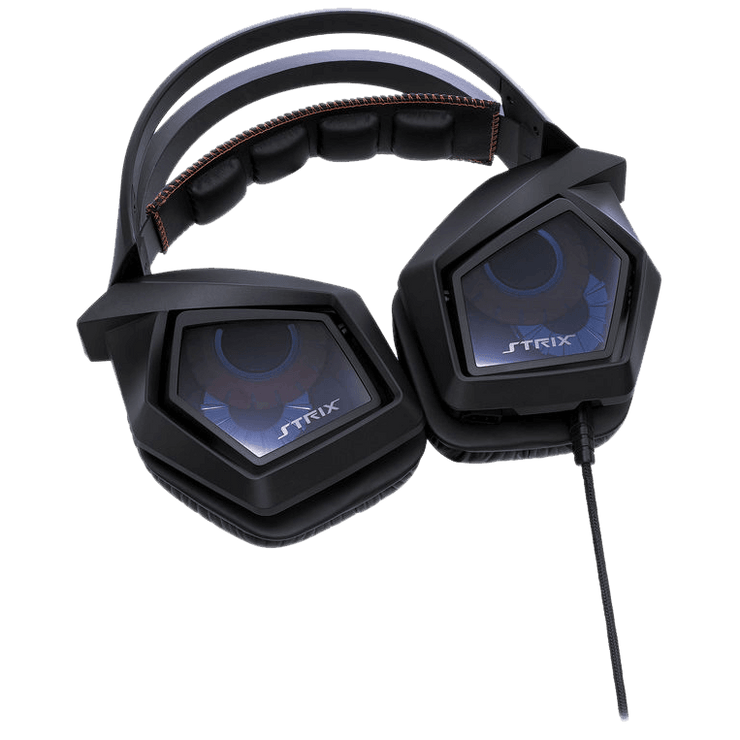ASUS ROG STRIX 7.1 USB Gaming Headset STRIX7.1 off headset view