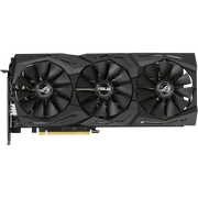 ASUS ROG Strix GeForce RTX 2060 Graphics Card ROG-STRIX-RTX2060-6G-GAMI fans top view