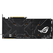 ASUS ROG Strix GeForce RTX 2080 Graphics Card ROG-STRIX-RTX2080-A8G-GAMING bottom view