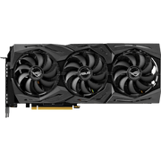 ASUS ROG Strix GeForce RTX 2080 Ti Graphics Card ROG-STRIX-RTX2080TI-11G-GAMING  fans top view