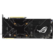 ASUS ROG Strix GeForce RTX 2080 Ti Graphics Card ROG-STRIX-RTX2080TI-11G-GAMING  bottom view