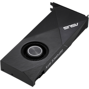 ASUS Turbo GeForce RTX 2080 OC Graphics Card TURBO-RTX2080-8G fan angular view