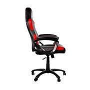 Arozzi Enzo Gaming Chair - Red ENZO-RD side view