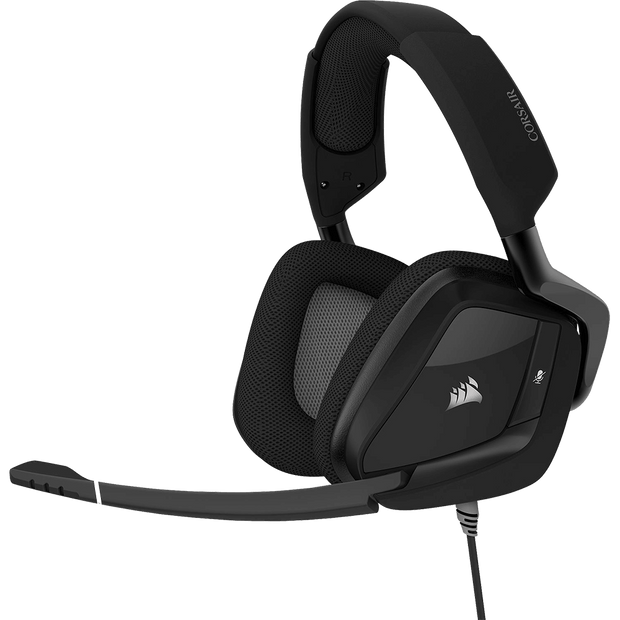 Corsair VOID PRO RGB Gaming Headset - Carbon CA-9011154-NA general view