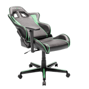 DXRacer Formula FH08/NE Gaming Chair - Green OH/FH08/NE general tilted seat view