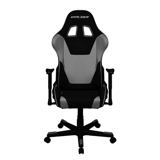 DXRacer Formula FD101/NG Gaming Chair - Grey OH/FD101/NG front view